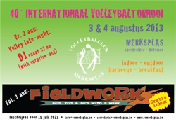 Internationaal Volleybaltornooi 2013